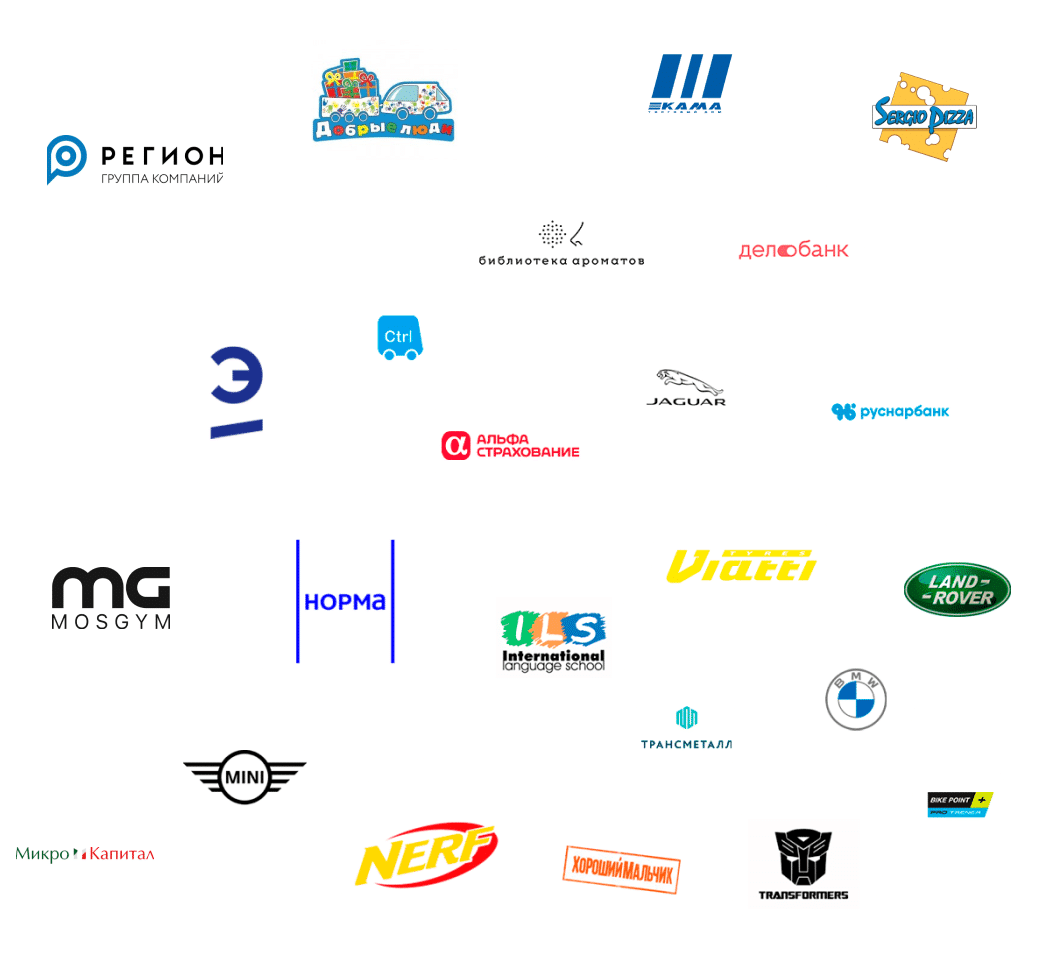 Клиенты SMMagic